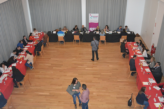 Garbet participa al 5è Speed Dating professional de Llinars del Vallès