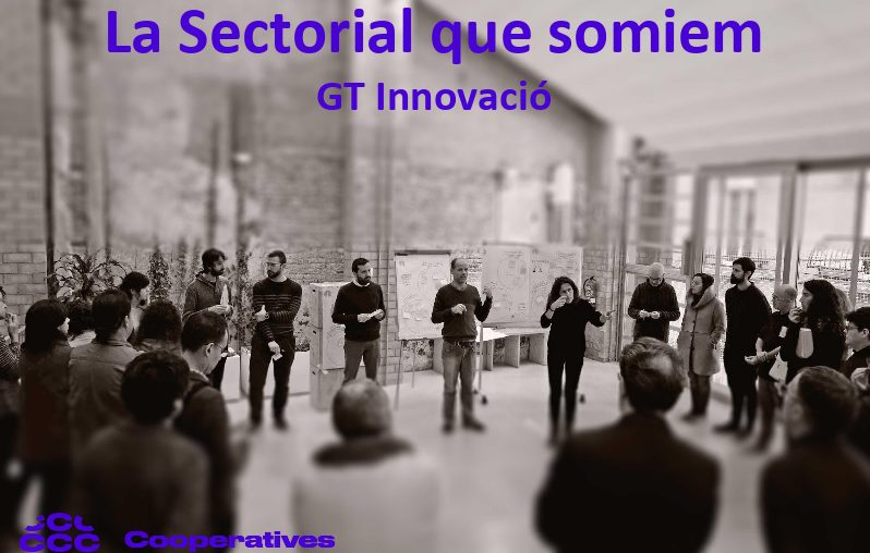 Participem al Grup d'Innovació de La Sectorial